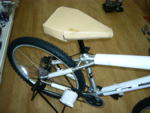 自転車組み立て