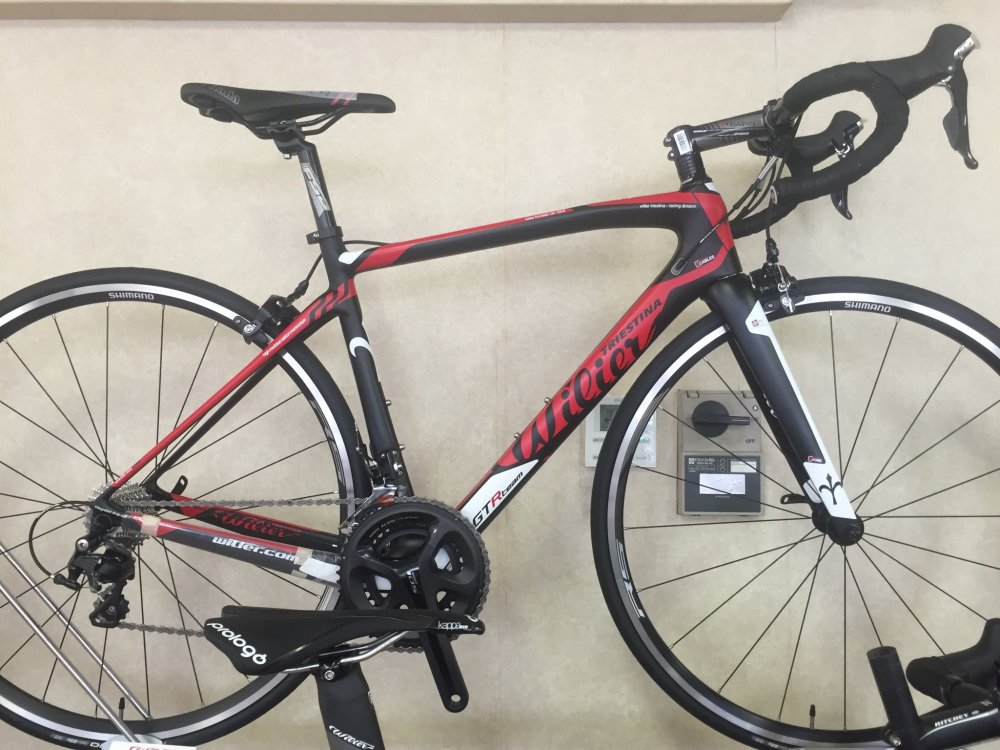 WILIER(ウィリエール) Gran Turismo R Team 105/WH-R010完成車[2017]