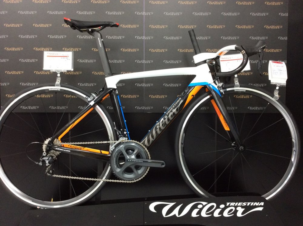 WILIER(ウィリエール) Cento10 Air デュラエース(11S)/WH-RS11完成車[2017]