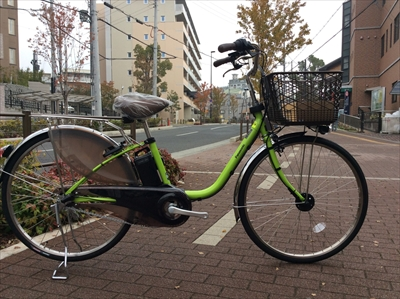 PANASONIC(パナソニック) VIVI DX <BE-ELD632>ビビ ディーエックス 電動自転車 [2016]