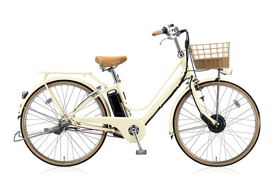 BRIDGESTONE(ブリジストン) cajuna  - カジュナ e スイートライン - 電動自転車 [2017]