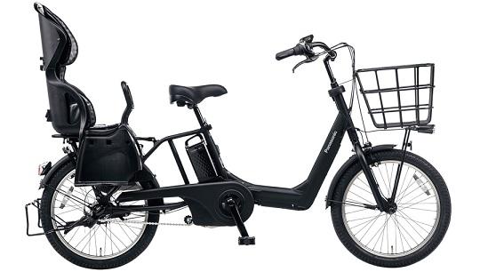 Panasonic(パナソニック) Gyutto - ギュット・アニーズ・DX - 電動自転車 [2017]