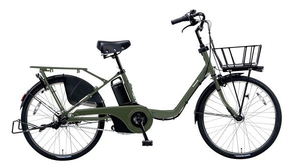 Panasonic(パナソニック) Gyutto - ギュット・ステージ・22 - 電動自転車 [2017]