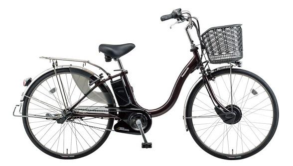 Panasonic(パナソニック) ViVi CHARGE A - ビビチャージ・A - 電動自転車 [2017]