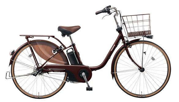 Panasonic(パナソニック) ViVi - ビビスタイル - 電動自転車 [2017]