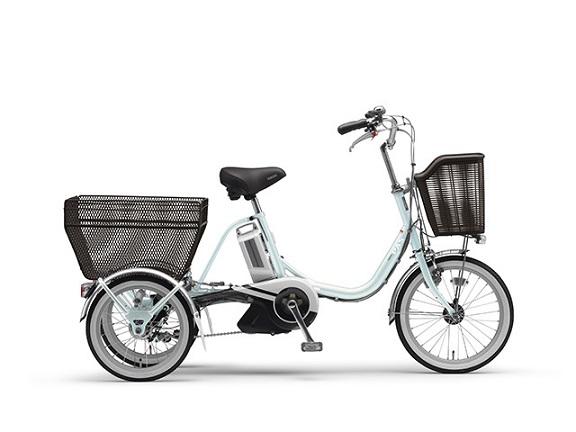 YAMAHA(ヤマハ) PAS ワゴン - パス ワゴン - 電動自転車 [2017]