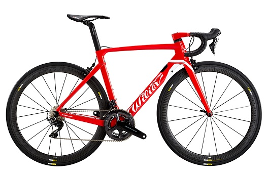 WILIER(ウィリエール) Cento10 Air デュラエース(11S)/WH-RS11完成車[2018]