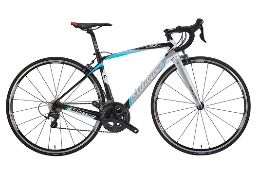 WILIER(ウィリエール) Stella SL 105/WH-RS010 完成車[2018]