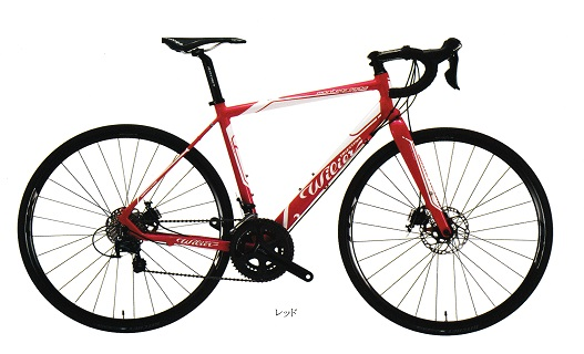 WILIER(ウィリエール) Montegrappa Disc 105/WH-RX010完成車[2018]