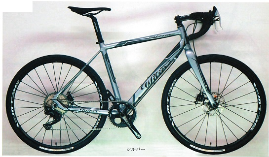 WILIER(ウィリエール) Montegrappa Disc ティアグラ/WH-RX010完成車[2018]