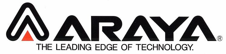 ARAYA(アラヤ) 2018年モデルは9月5日発表予定です。