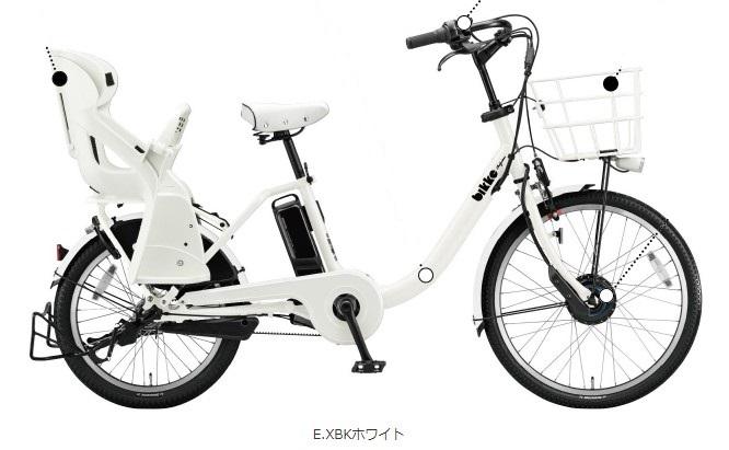 BRIDGESTONE(ブリジストン)bikke MOB - ビッケ モブ dd - 電動アシスト自転車 [2018]
