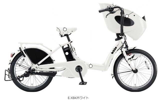BRIDGESTONE(ブリジストン)bikke POLAR - ビッケ ポーラー e - 電動アシスト自転車 [2018]