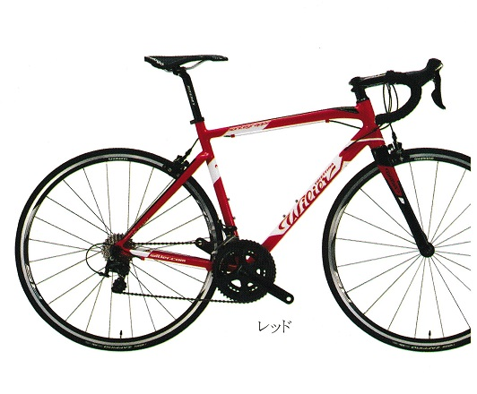WILIER(ウィリエール) Montegrappa team TT 105/WH-RS010完成車[2018]