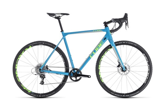 CUBE (キューブ) CROSS RACE SL Sram Rival 1完成車[2018]
