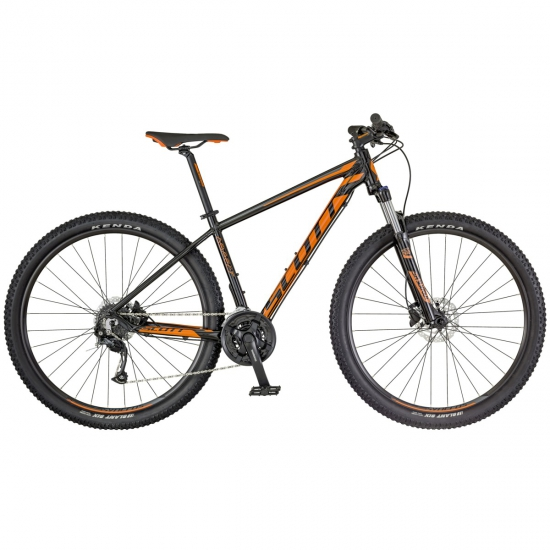 SCOTT(スコット) ASPECT 950 Black / Orange - 29