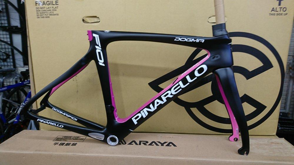 PINARELLO(ピナレロ) ドグマF10 フレームセット[2018]  Giro d'Italia 101 スペシャルエディション
