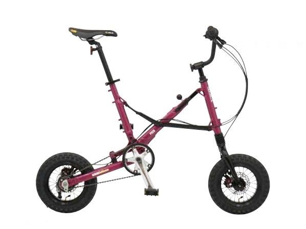 OX bikes (オーエックスバイクス)  PECO Buccho [2019]