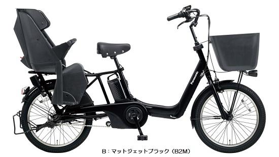 Panasonic(パナソニック) Gyutto - ギュット・アニーズ・KD - 電動自転車 [2018]