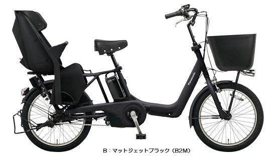 Panasonic(パナソニック) Gyutto - ギュット・アニーズ・KE - 電動自転車 [2018]
