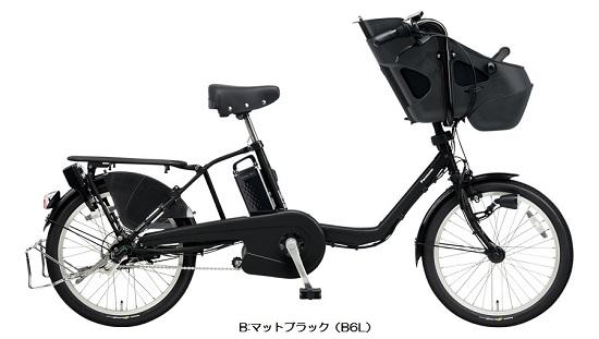 Panasonic(パナソニック) Gyutto - ギュット・ミニ・KD - 電動自転車 [2018]