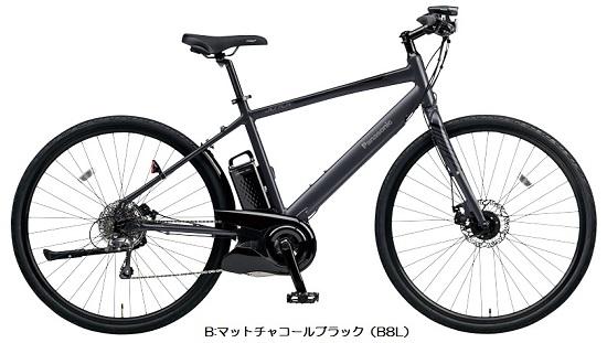 Panasonic(パナソニック) JETTER - ジェッター - 電動自転車 [2018]