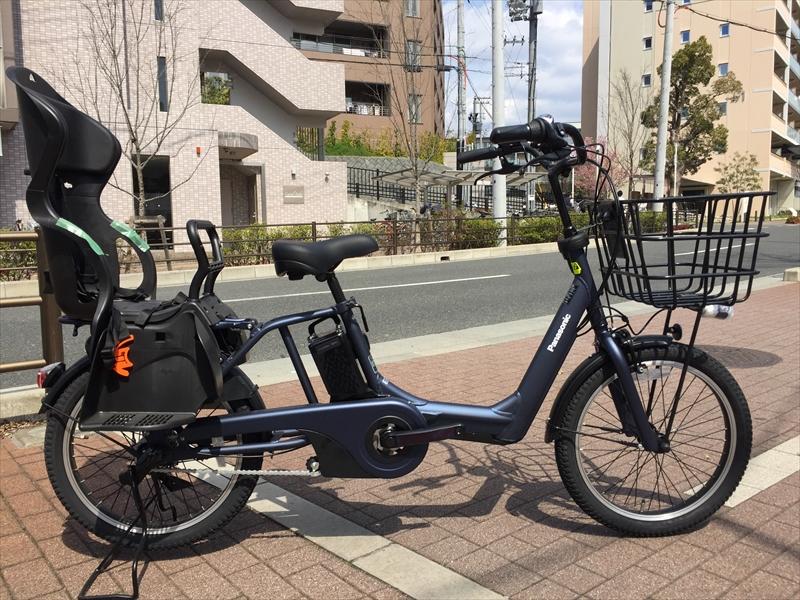 【1台限定最終価格】Panasonic(パナソニック) Gyutto - ギュット・アニーズ・DX - 電動自転車 [2018]