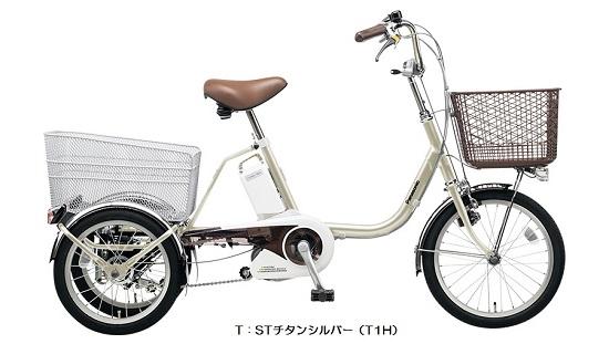 Panasonic(パナソニック) ViVi - ビビライフ - 電動自転車 [2018]
