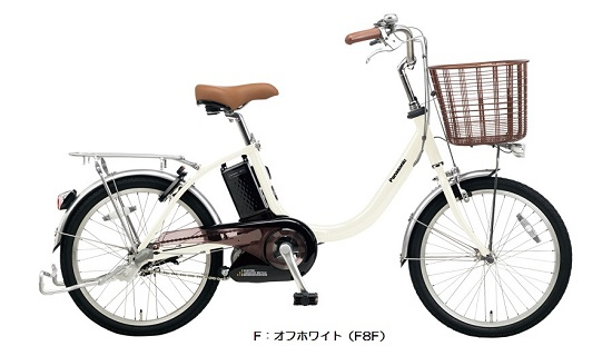 Panasonic(パナソニック) ViVi - ビビ・LS - 電動自転車 [2018]