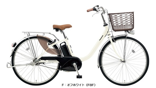 Panasonic(パナソニック) ViVi - ビビ・LU - 電動自転車 [2018]