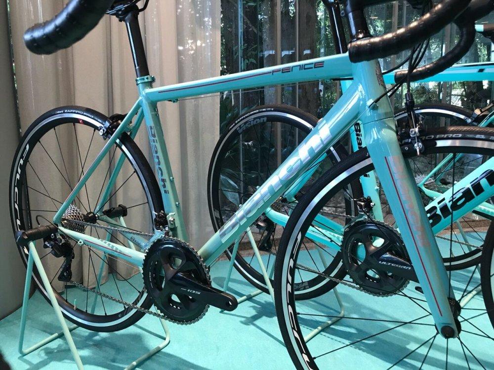 BIANCHI(ビアンキ) FENICE  新型105(R7000)完成車 [2019]
