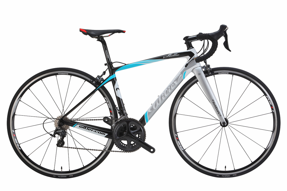 WILIER(ウィリエール)Stella SL 105/WH-RS100完成車[2019]