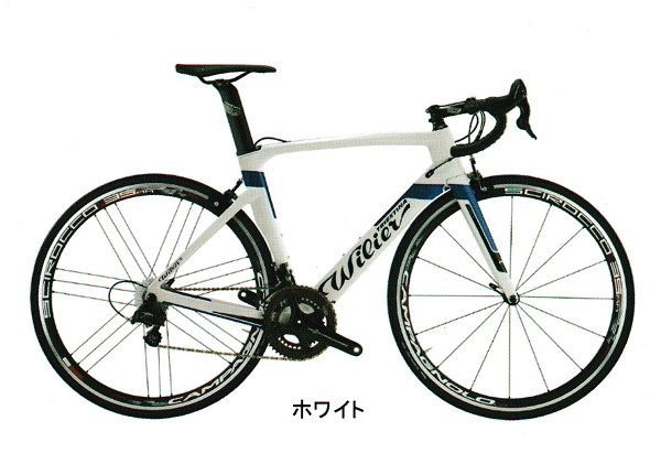 WILIER(ウィリエール)Cento1 Air 60T デュラエース/WH-RS300完成車[2019]