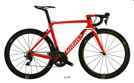 WILIER(ウィリエール)Cento10 Elite 105/WH-RS100完成車[2019]
