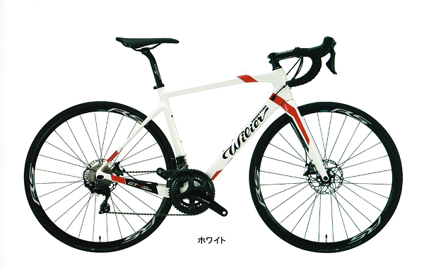WILIER(ウィリエール)Gran Turismo R Team Disc 105/WH-R170完成車[2019]