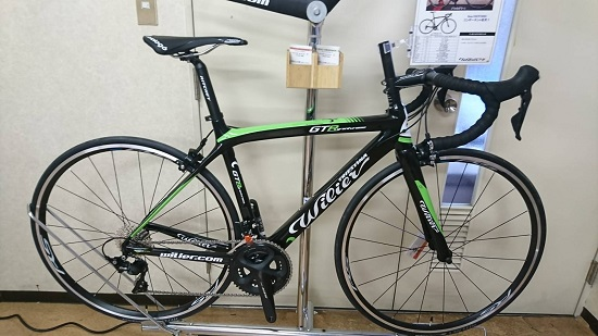 WILIER(ウィリエール)Gran Turismo R  105/WH-RS100完成車[2019]