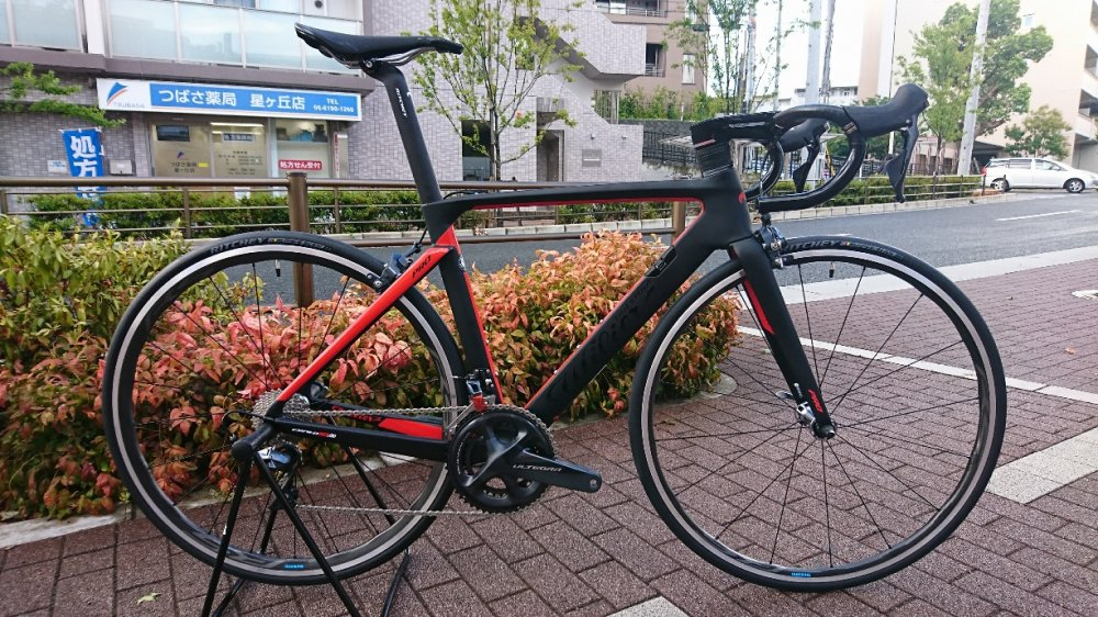 WILIER(ウィリエール) Cento10 PRO アルテグラ/WH-RS700完成車[2019] 1台限りの初回特典アリ