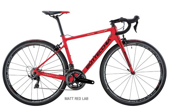 BOTTECCHIA(ボッテキア)EMME 4 SUPERLIGHT アルテグラ完成車[2019]