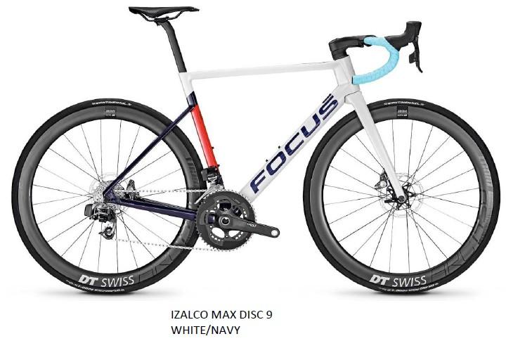 FOCUS(フォーカス) IZALCO MAX DISC 9 アルテグラDi2/R400完成車[2019]