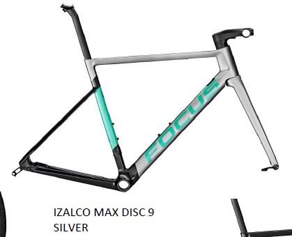 FOCUS(フォーカス) IZALCO MAX DISC 9 フレームセット[2019]
