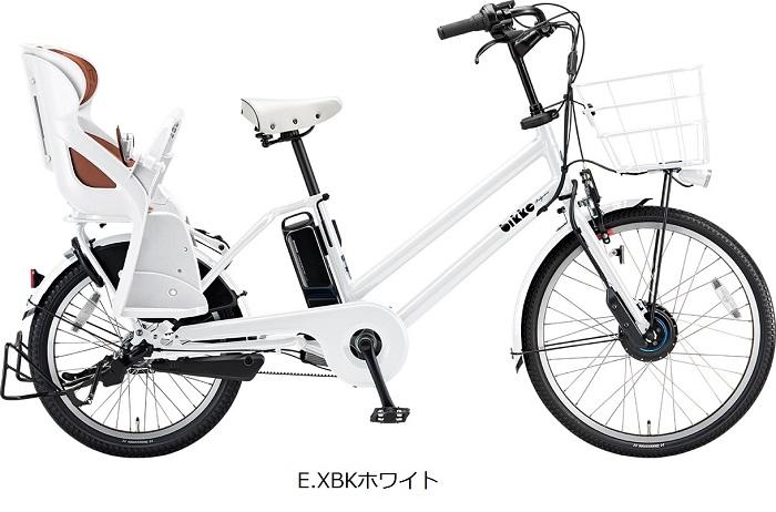 BRIDGESTONE(ブリジストン)bikke GRI - ビッケ グリ dd - 電動アシスト自転車 [2020]