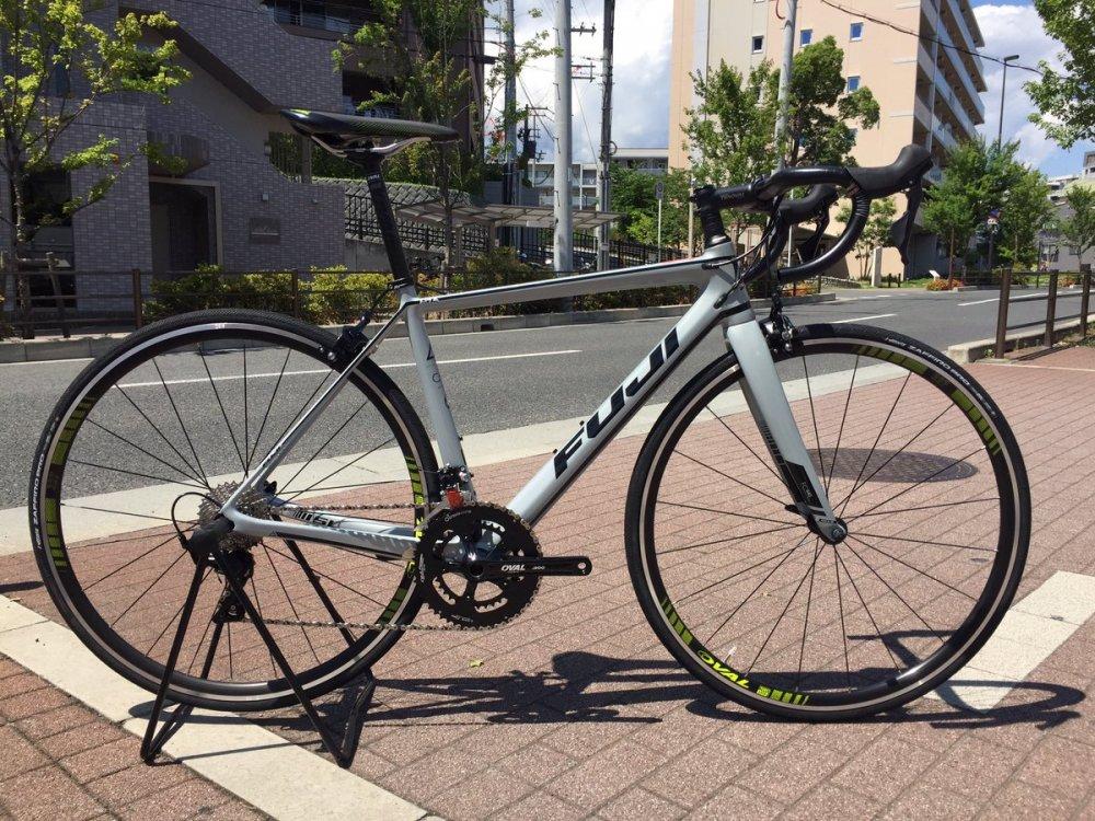 【6月限定特価】FUJI(フジ) SL 2.5 完成車[2019]