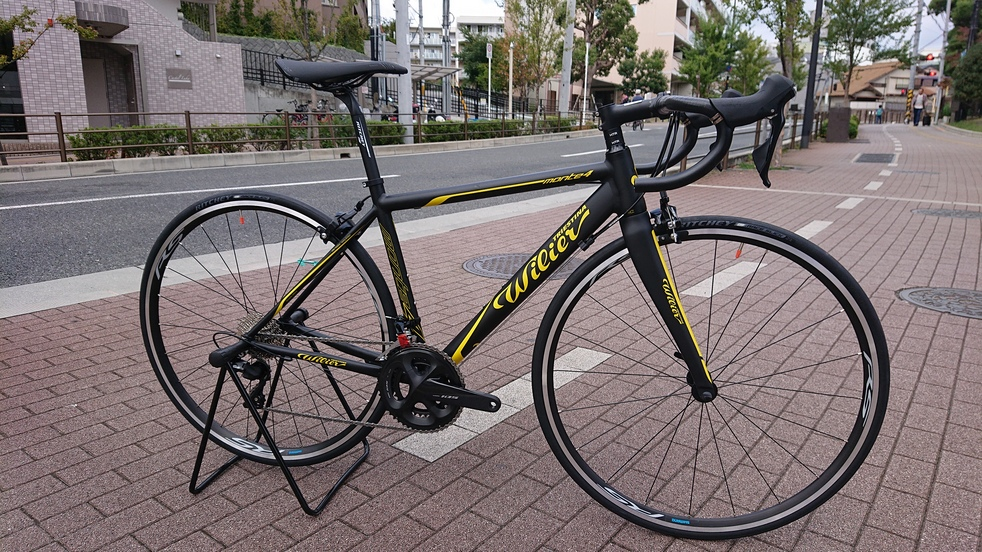 WILIER(ウィリエール)monte4 105完成車 [2020] 店頭在庫分限定特価!