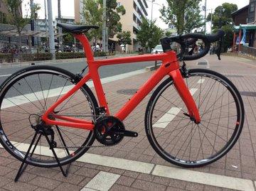 【貴重なカラー】PINARELLO(ピナレロ) GAN 105完成車[2020] 日本に6台