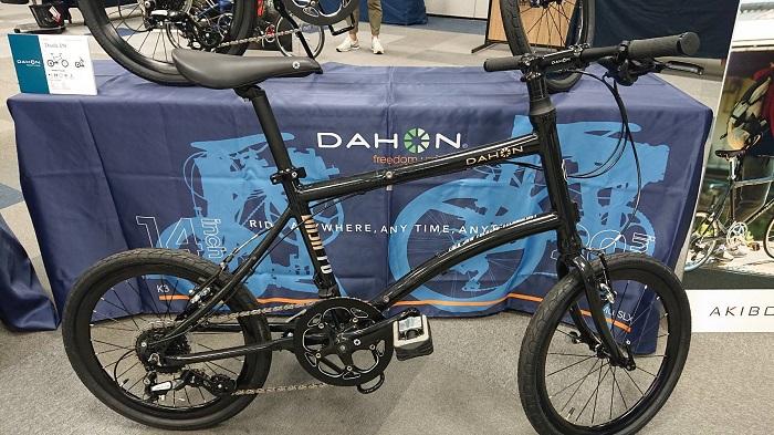 DAHON(ダホン)Dash P8 完成車[2020]