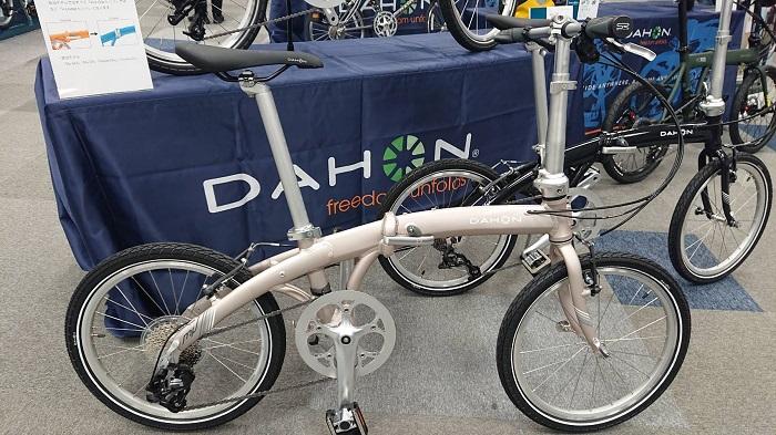 DAHON(ダホン)Mu D9 完成車[2020]