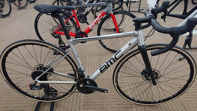 BMC(ビーエムシー) Teammachine ALR DISC ONE Sram Force AXS完成車[2020]