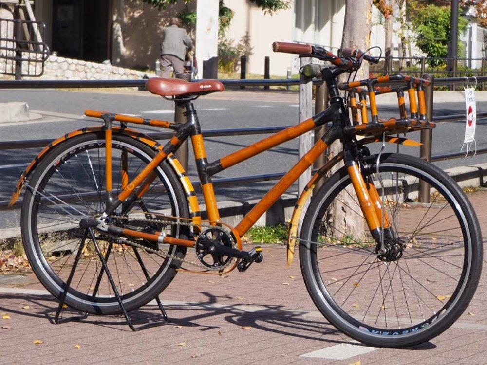 VIET BAMBOO BIKE(ベトバンブーバイク)  バンブーシティサイクル [2018] 試乗車卸し