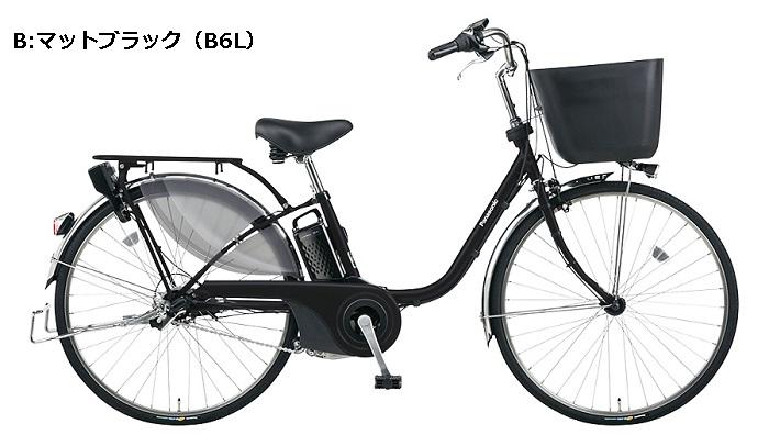 Panasonic(パナソニック)ViVi - ビビ・EX - 電動自転車 [2020]