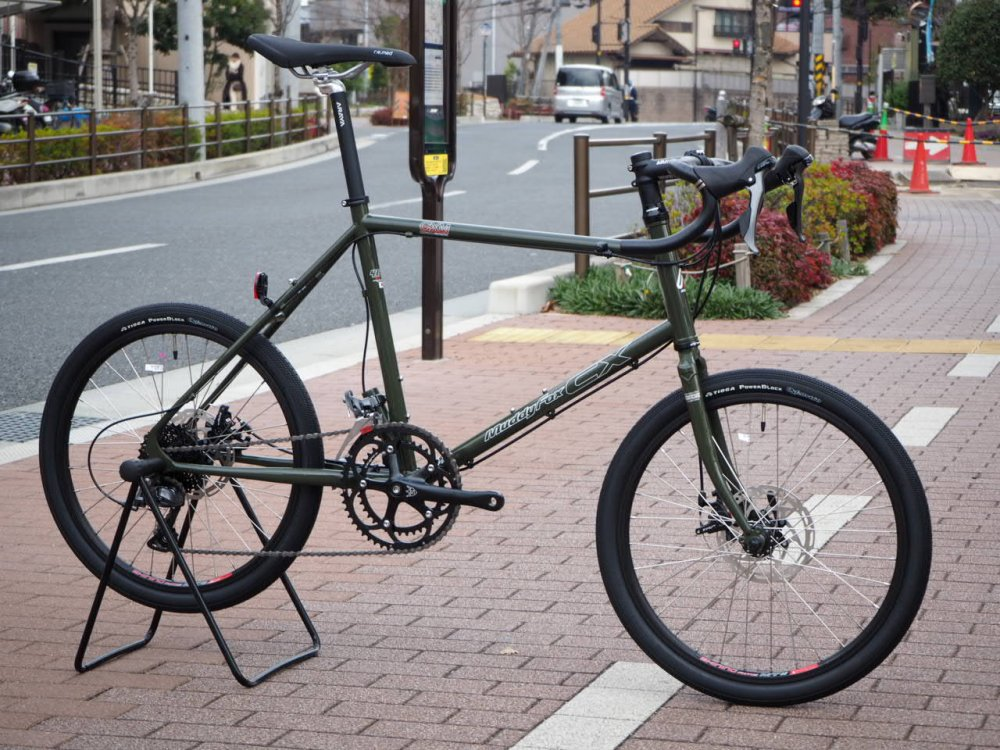 ARAYA(アラヤ) MuddyFox CX Mini(CXM)[2020]  初回入荷分限定特価!